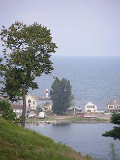 Irondequoit Bay, Webster, NY
