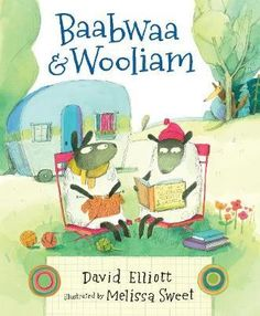 (Candlewick) A hilarious and satisfying tale of literacy, dental hygiene, and friendship from David Elliott and Melissa Sweet that is sure to have readers in stitches from start to finish. Best Books Of 2017, New Books, Good Books, David Elliott, Christian Robinson, Unexpected Friendship, Melissa Sweet, Book Reviews For Kids, Children's Picture Books