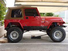 Jeep Wj, Jeep Wrangler Yj, Jeep Truck, Jeep Cherokee Xj, Luxury Cars, Dream Cars, 4x4, Monster Trucks, Board