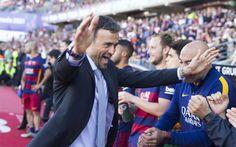 El FC Barcelona de Luis Enrique es el que más partidos gana de Liga