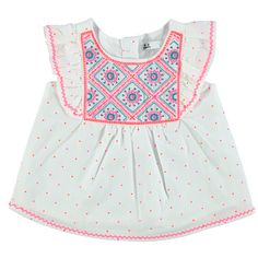 Girls' Embroidered Top | Target Australia