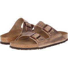 Birkenstock Arizona Soft Footbed - Leather (Unisex) SIZE 5     $130.00