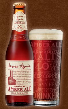 James Squire - Amber Ale