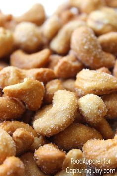 Honey Roasted Cashews Recipe - easy and healthy snack Food Apparel (C and Tam) healthy snack recipes Honey Roasted Cashews Recipe, Roasted Nuts, How To Roast Cashews, Appetizer Recipes, Snack Recipes, Cooking Recipes, Appetizers, Dessert Recipes, Chutney