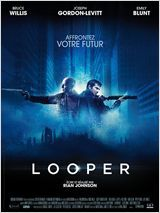Looper de Rian Johnson — 3,5/5 — Scénario un peu confus, comme d'habitude avec ce genre de film, mais on passe tout de même un bon moment.  03/11/2012