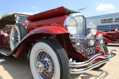 1930 Dussenberg, Kemp Auto Museum