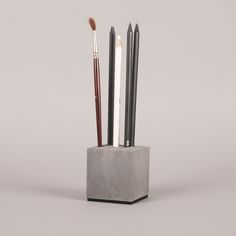 deutscheCraft Block Pen Holder