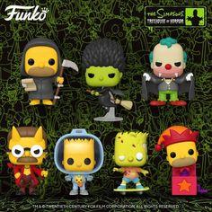 Funko lança nova coleção de Os Simpsons especial de Halloween - TMDQA!