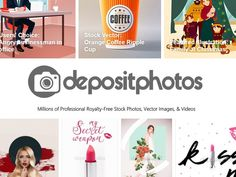 100$ on 100 Depositphotos Images - On-Demand Downloads. Download files any time within a year Full access to Depositphotos's library photos and vectors