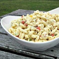 The Ultimate Macaroni Salad by HungryCouple