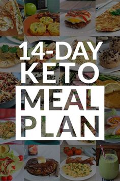 14 days of healthy recipes with step-by-step instructions, images and nutrition calculated for you! Lots of low carb breakfast, lunch dinner ideas for keto diet beginners and experts.
