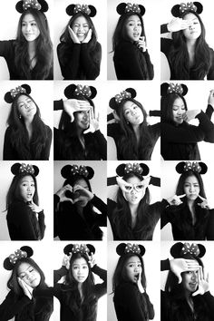 Posing Ideas for Photo Booth