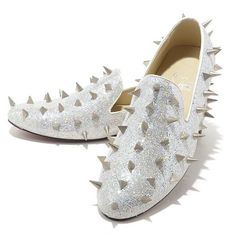 4d81da66f21 flat shoes with spikes Christian Louboutin Outlet