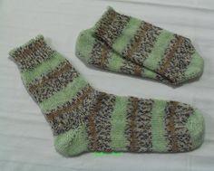 Casa da Salete: meias de tricot com 5 agulhas ( PAP )