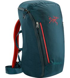 Miura 35 A 35 litre climbing bag for hauling gear, fully padded to provide structure and with full zipper access for easy removal and repack...