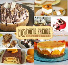 10 Torte fredde senza cottura in forno non rinunciamo a preparare ma soprattutto gustare una deliziosa e fresca torta anche nei mesi più caldi quindi ecco..