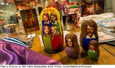 Rare Abba memorabilia up for auction in Sweden