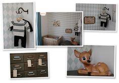 Onze babykamer :D #nursery
