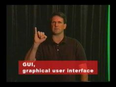 ▶ Vocabulary Builders in Sign Language: Computers - YouTube
