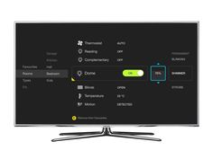 TV UI kit