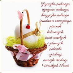 X Happy Easter, Christmas Cards, Basket, Postcards, Anna, Birds, Hairstyles, Spring, Decor