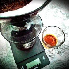 Just do it... #kopi #ngopi #coffee #pourover  #v60 #coffeetime #coffeelover #manualbrew http://ift.tt/20b7rle