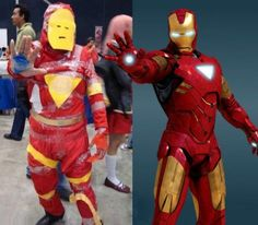 Worst Cosplay costumes ever