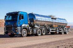Novo Ford Cargo Extrapesado 2842