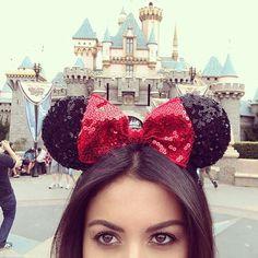 When we go to Disney