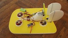 I hadn't really intended to do any more to this hovercraft but I was thinking about tidying my work room and my mind wandered so I combined the work done on . October 2014, Quad, Airplanes, 30th, Diy, Do It Yourself, Planes, Bricolage, Airplane