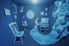 Monochromatic Pictures by Karen Jerzyk