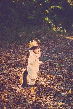 Inspired by This Where the Wild Things Are Kids Shoot by Hayley Smith