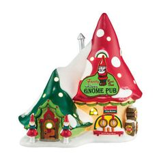 Click to view more North Pole Village Department 56