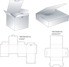 template packaging box - Pesquisa Google