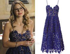 Kara: Blue Lace Dress – Arrow Fashion Blog