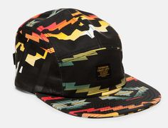"5-Panel Fridays: 10 DEEP ""Native Ironsides"" Cap"