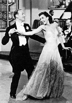 "Fred Astaire and Ann Miller - ""Easter Parade"""