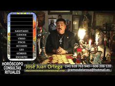 Horóscopo Semanal y consultas - José Juan Ortega
