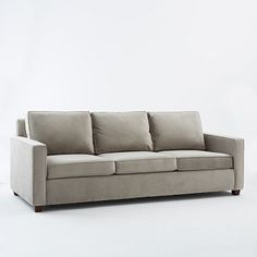 "Henry Sofa - Grand  $1,149 Delivery Surcharge: 100  in the USA with hand-built 96""w x 36""d x 36""h."