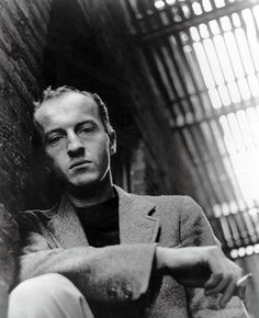 """I am the least difficult of men. All I want is boundless love."" ~ Poet Frank O'Hara, Photo by Harry Redl, 1958"