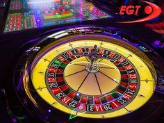 O nouă instalare Luxury Touch Table Roulette, la Red Sevens Oradea Touch, Luxury, Table, Red, Tables, Desk, Tabletop, Desks