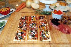 Wedding Reception | Lavosh Pizza