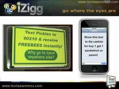 How restaurants are using mobile marketing to increase sales!  Learn more at http://www.facebook.com/textmedia