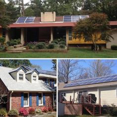 Powering your home with solar panels is a wise investment. We handle the complexity of system design and every aspect of installation to deliver high quality customized solar power systems that meet your homes unique needs. Call us at (336) 671-1068 and visit our website for more info! #solarpower #solarenergy #gogreen #sustainable #redsolarenergy