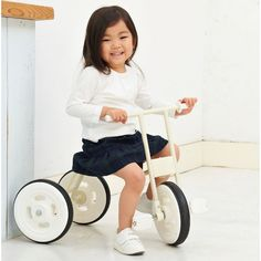 Child's Tricycle from MUJI