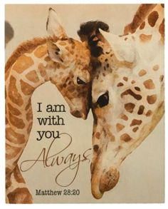 Shop Giraffe wooden print created by BiscardiArt. Giraffe Quotes, Giraffe Art, Cute Giraffe, Baby Giraffes, Elephants, Baby Giraffe Tattoo, Giraffe Tattoos, Daughter Quotes, To My Daughter