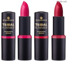 Summer 2013: Essence Tribal Summer Collection