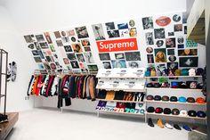 274 Lafayette St, New York, NY 10012  #Supreme for Dover Street Market New York T-Shirt