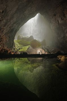 La Caverna Infinita, en Vietnam.