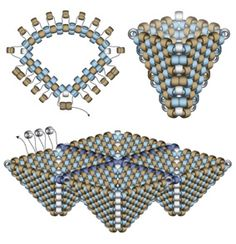 Beading - tutorials, patterns